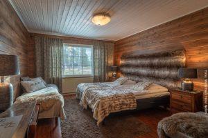 Wildnis Hotel Nellim