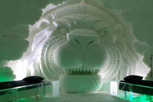 Schneehotel lainio