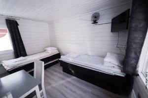 Hütten Inari Finnland