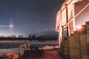 Schweden Winter Reisen - Winterreise Schweden's Norden