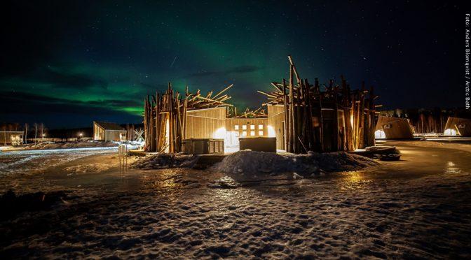 Arctic Bath Spahotel Lappland