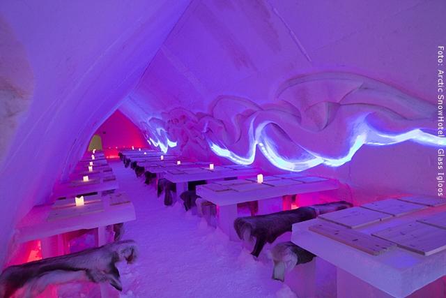 Eisrestaurant Rovaniemi