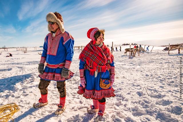 Kirkenes - Sami Erlebnis