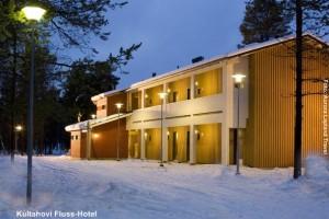 Inari Hotel Fluss