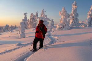 Seita Schneeschuhwandern