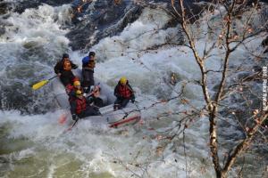 Finnland River Rafting