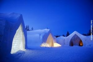 Arctic Schneehotel Rovaniemi