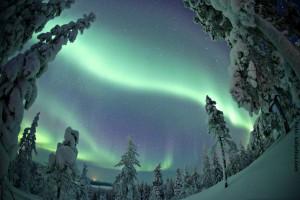 Polarlichter-Reise