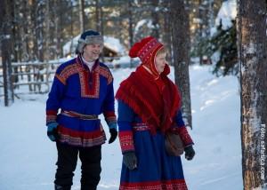 Samen-in-Lappland