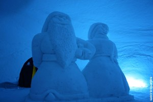 Schneehotel Lappland