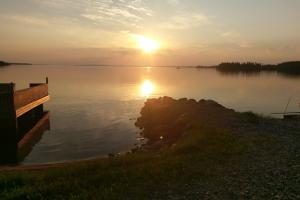 Sommer Familienurlaub Finnland Midnight Sun