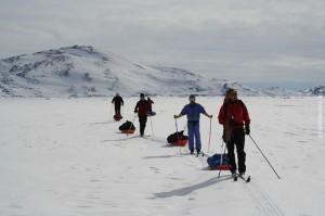 Groenland Skitour