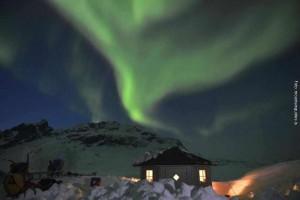 Groenland Winterreise