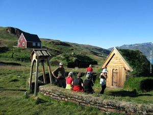Trekkingtour Groenland