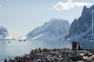 Antarktis Petermann Insel