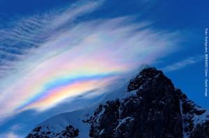 Antarktis Polarlichter