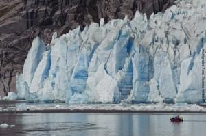 Arktisreisen Ewigkeitsfjord