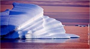 Arktisreisen Groenland Eisberg