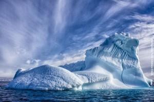Groenland-Reisen Eisberge