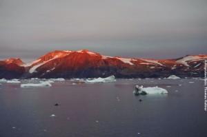 Groenland Reise