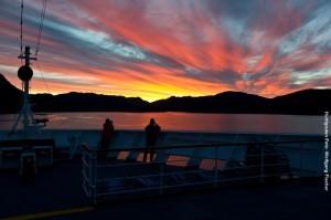 Groenland Sunrise