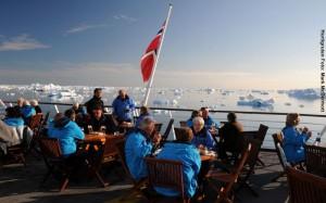 Groenlandreisen Fram