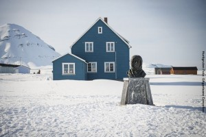 Spitzbergenreisen Nyalesund
