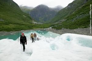 Norwegen_Gletscher