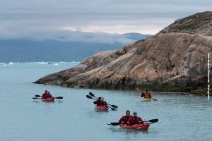 Groenland Kajak-Tour