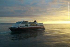 Hurtigruten Schiff Trollfjord