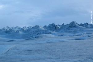 Island Gletscher Langjokull