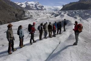 Island Gletscherwandern