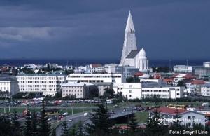 Island-Rejkjavik