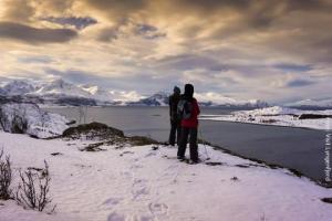Norwegen Aussicht