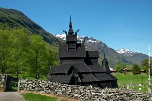 Norwegen_Borgund-Stabkirche