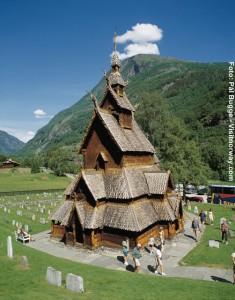 Norwegen_Borgund-Stabkirche_