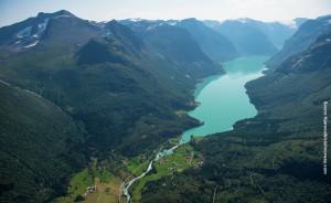 Norwegen_Loen_Nordfjord