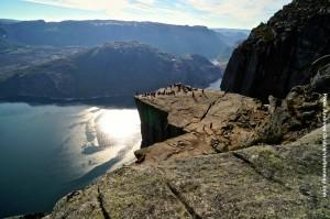 Norwegen_Reise_Preikestolen