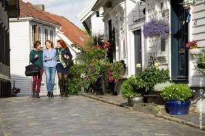 Norwegen_Stavanger_Gamle-Stavanger