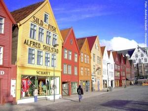 Norwegenreise_Bergen_Brygge