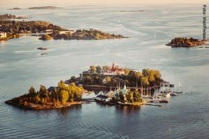 Helsinki Ostsee Kreuzfahrt Schaeren