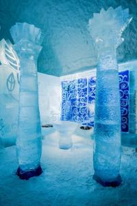 Eishotel Schweden, Deluxe-suite-365