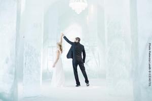 Hochzeit-im Eishotel-Schweden