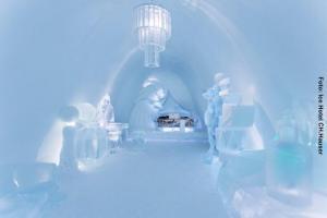 Eishotel-Schweden, Luxus Suite