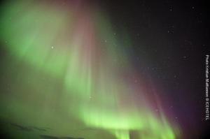Nordlichter-Eishotel-Schweden