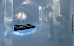 Eishotel Schweden, Suite Icehotel