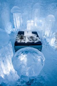 Eishotel Schweden, art-suite-365