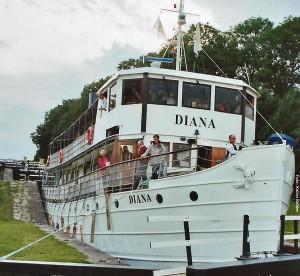 Schweden Goeta-Kanal