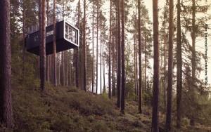 Baumhotel-Schweden-kabine