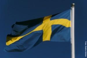 Schweden-Flagge